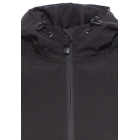 axant Alps softshell jas Dames zwart